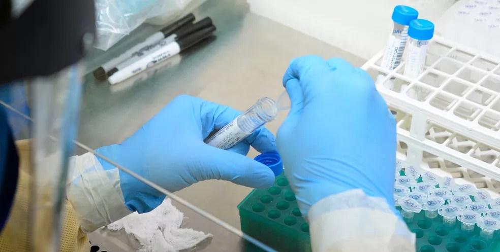 Instituto de Medicina Tropical (IMT) da Universidade Federal do Rio Grande do Norte (UFRN), coronavírus — Foto: Anastácia Vaz