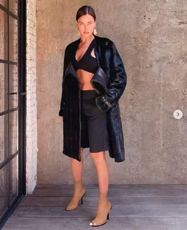Model Irina Shayk (Photo: Instagram)