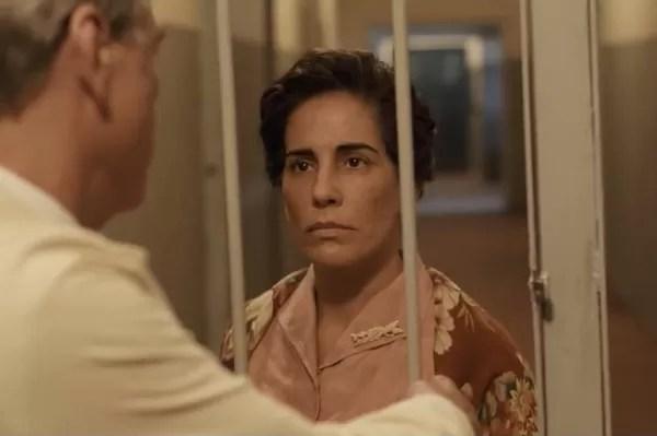 Gloria Pires estará em Paris para promover o filme 'Nise - O Coração da Loucura' (Foto: Reprodução)