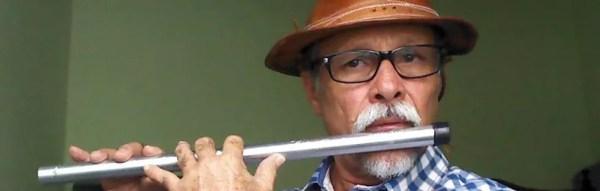 Mestre Gama — Foto: Divulgação/Namastê Produções