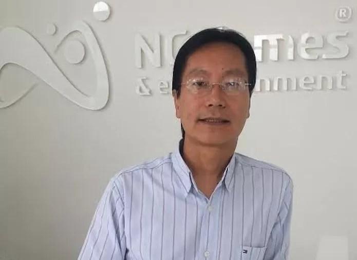 Nelson Hirano tem 39 anos e começou a se interessar por jogos na geração Nintendo (Foto: Divulgação)