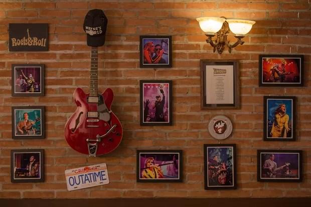 Soundtracker's Café (Foto: Divulgação)