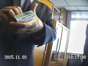 Delator diz que Jardel exigia parte dos salários dos servidores do gabinete (Foto: Reprodução)