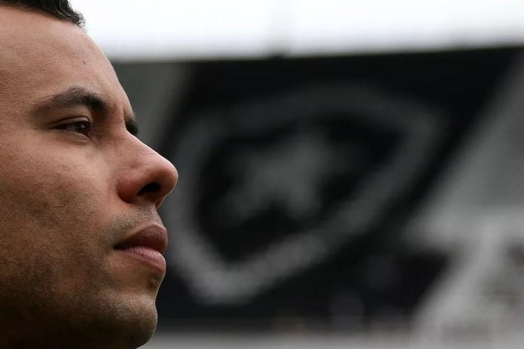 Jair Ventura não treina mais o Botafogo (Foto: Vitor Silva / SSpress / Botafogo)