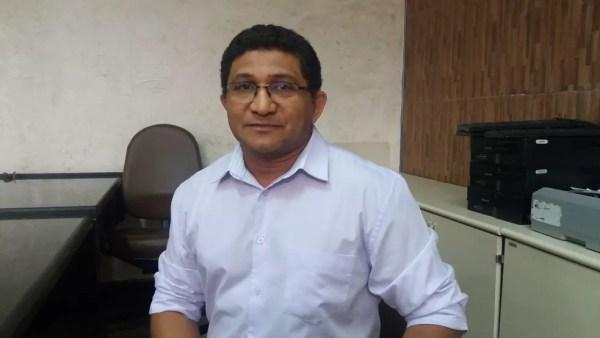 José Seixas, assessor jurídico do Tribunal Regional Eleitoral do Amapá (Foto: Jéssica Alves/G1)
