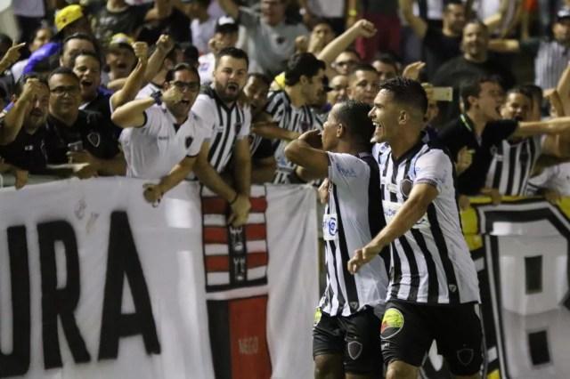 Botafogo-PB é o brasileiro invicto que mais jogou na temporada; confira outros que ainda não perderam