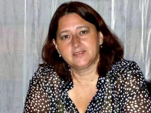 Professora Cristiana Soares venceu um câncer na bexiga em 2001 (Foto: Arquivo pessoal)