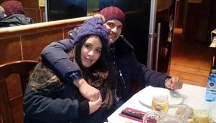 Marcos Nogueira, Janaína Américo e os dois filhos do casal foram mortos por Patrick Nogueira na Espanha — Foto: Reprodução/Facebook/Janaina Diniz Diniz