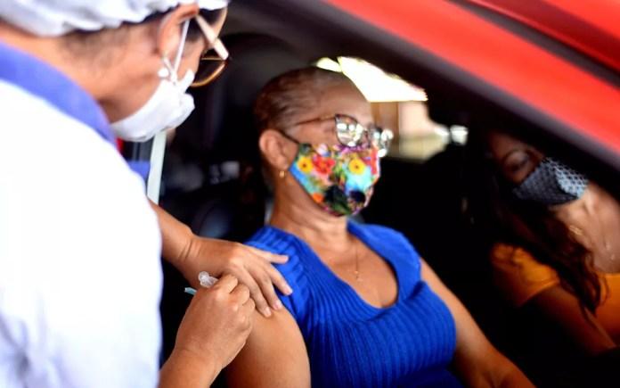 Pelo 2º dia, vacinação contra a Covid-19 está suspensa em Salvador | Bahia  | G1
