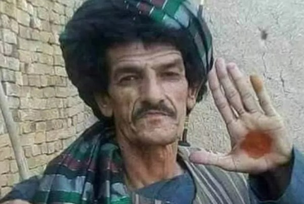 Comedian Nazar Mohammad known on TikTok as Khasha Zwan (Photo: Twitter reproduction)