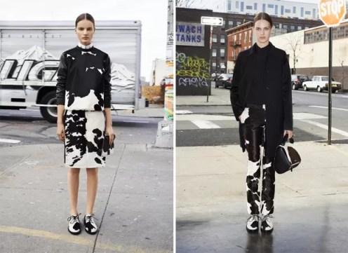 Givenchy, pre-fall 2014 (Foto: Reprodução)