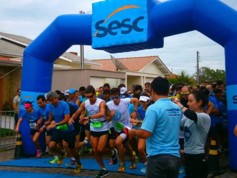 Corrida do Sesc em Barreiras será realizada em 15 de julho (Foto: Sesc/Divulgação)