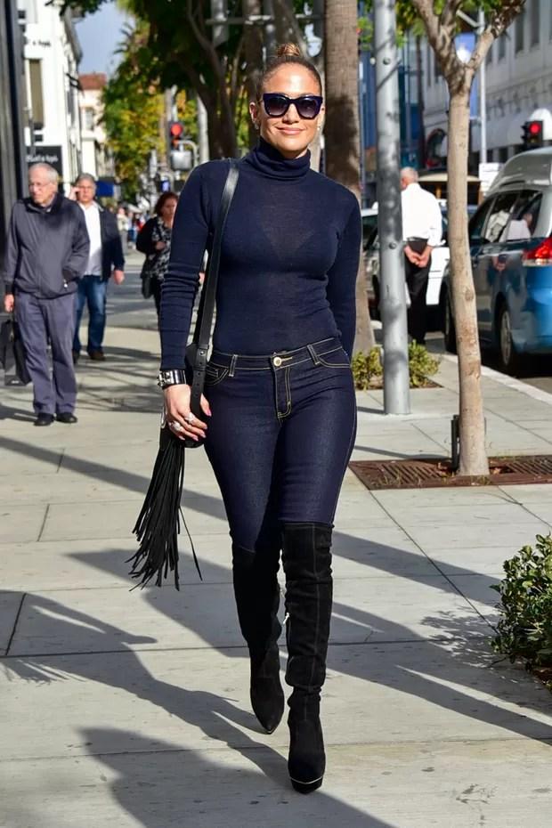 Jennifer Lopez (Foto: Grosby)
