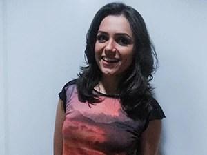 Monica Iozzi (Foto: Camila Serejo/TV Globo)