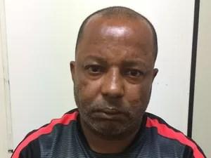 Weliton Xavier dos Santos, o Capuava, foi preso em Santa Isabel e, segundo Denarc é um dos chefes do tráfico (Foto: Divulgação/Denarc)