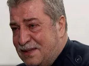 Safarian Al Nakoula era chefe de cozinha de um restaurante cinco estrelas na Síria (Foto: Reprodução/TV TEM)