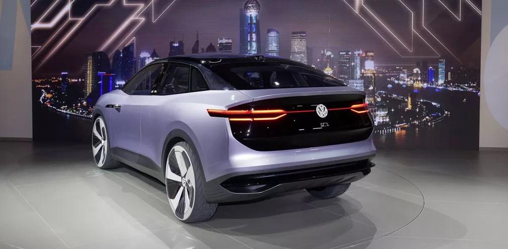 Volkswagen I.D. Crozz (Foto: Divulgação)