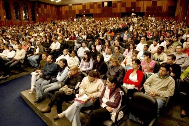 As palestras acontecem a partir das 19h, na sala de vídeo da instituição (Foto: Divulgação/UniAnchieta)