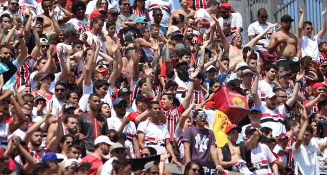 Torcida São Paulo (Foto: Rubens Chiri / saopaulofc.net)