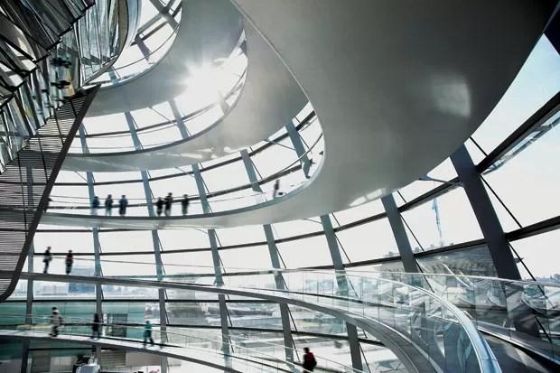 A arquitetura dos últimos 40 anos (Foto: Glow Images)