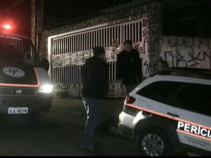 Casa de família Pesseghini em SP - GNews (Foto: Arquivo/ Reprodução GloboNews)