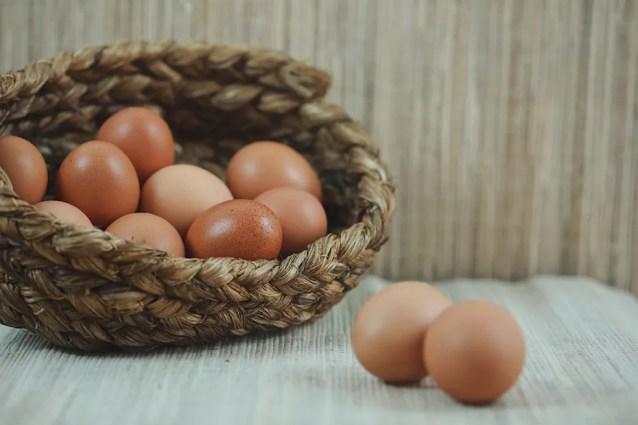 Ovos são alimentos que ajudam no processo detox do organismo — Foto: Isabella Pinheiro/Receitas