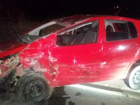 Polícial Militar morreu em acidente na BR-428 (Foto: Divulgação / PRF)