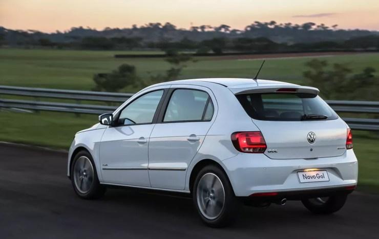 Volkswagen Gol passa a ser produzido apenas em Taubaté, SP (Foto: Divulgação)