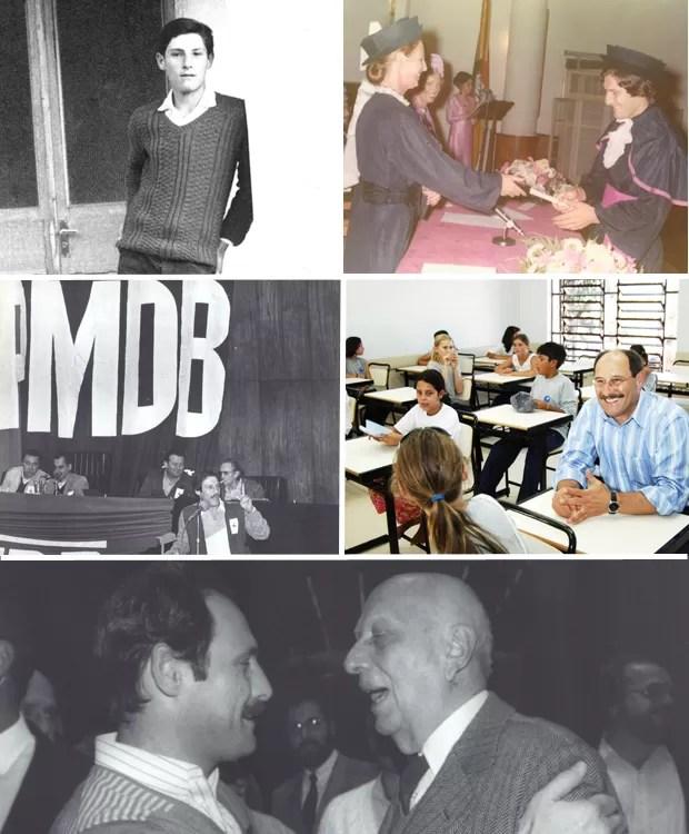 Montagem de fotos dos candidatos a governador do Rio Grande do Sul - Sartori (Foto: Arquivo Pessoal)