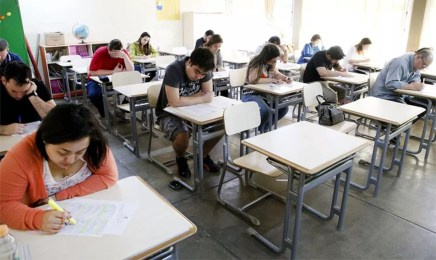 Candidatos fazem prova de concurso público em Santa Bárbara d'Oeste (Foto: Arquivo/Prefeitura de Santa Bárbara d'Oeste)