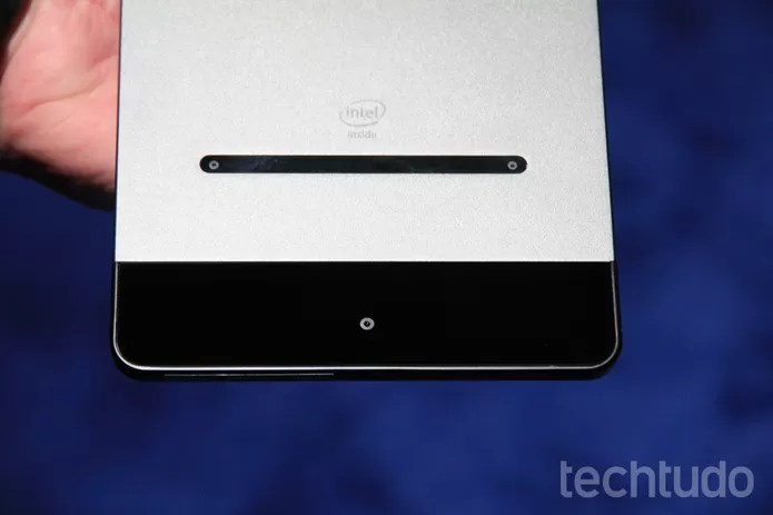 Dell Venue 8 (Foto: Anna Kellen Bull/TechTudo)
