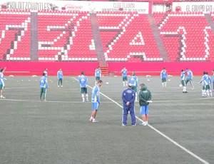 treino Palmeiras (Foto: Alexandre Lozetti)