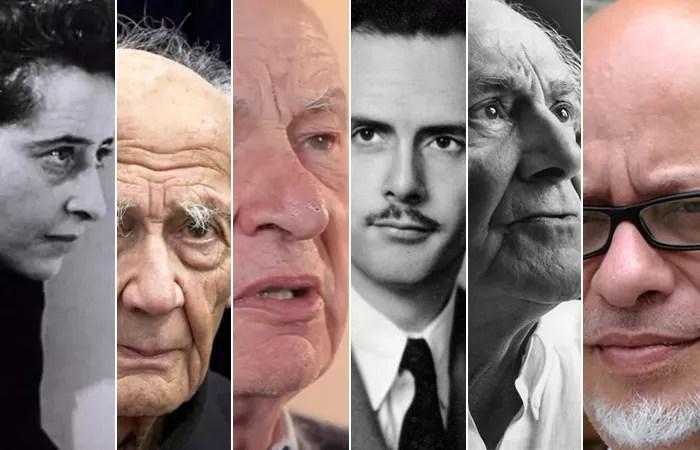 Cinco Pensadores Estrangeiros E Um Brasileiro Para Citar Na Redação