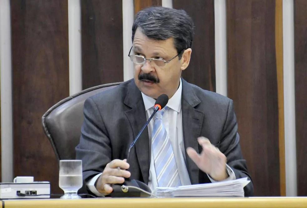 Deputado Ricardo Motta foi denunciado por desvio de R$ 19 milhões do Idema (Foto: Eduardo Maia/ALRN)