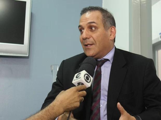 """""""As práticas da ditatura militar estão voltando"""", diz delegado sobre desaparecimento de Amarildo (Foto: Jaqueliny Siqueira/G1)"""