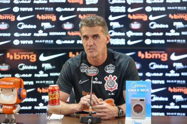 Vagner Mancini Corinthians — Foto: Rodrigo Coca/Agência Corinthians