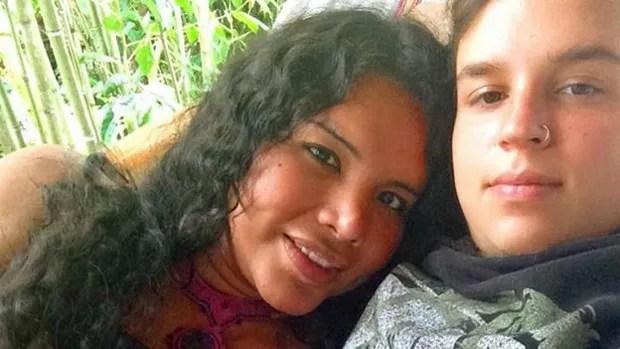 Diane nasceu homem e Fernando, mulher  (Foto: Divulgação)