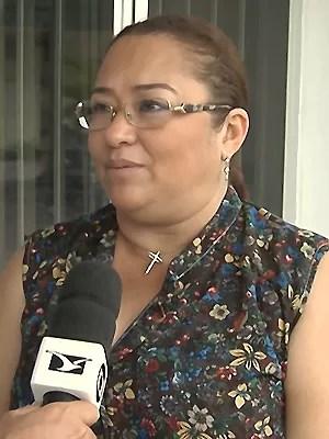 Prefeita Malrinete Matos