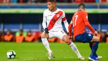 Guerrero fez mais um na vitória peruana