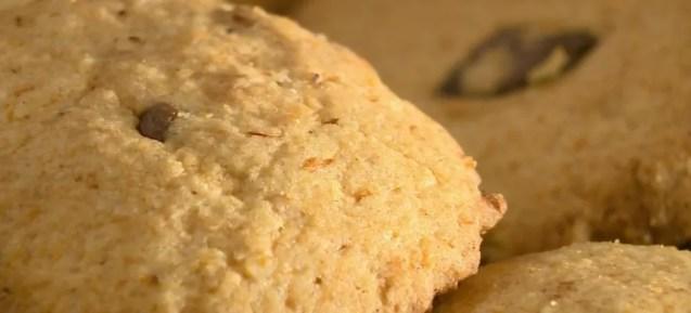 Cookies tiveram boa aceitação, segundo as pesquisadoras da Esalq-USP — Foto: Oscar Herculano/EPTV