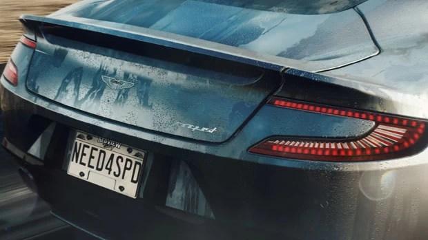 No Xbox One e no PlayStation 4, carros apresentam um grande nível de detalhes (Foto: Divulgação/Electronic Arts)