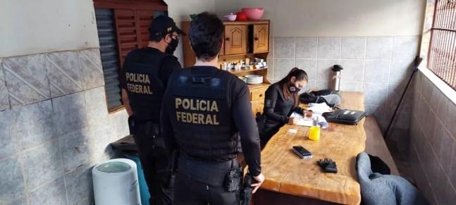 Operação Sine Vox II foi deflagrada nesta terça-feira (28) e cumpre dois mandados em Rio Branco — Foto: Arquivo/PF
