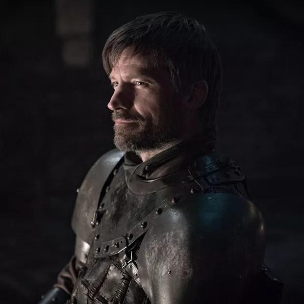 Jaime Lannister (Nikolaj Coster-Waldau) em cena da última temporada de Game of Thrones (Foto: Dilvulgação/HBO/Helen Sloan)
