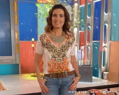 Encontro vai falar sobre vingança e perdão (Foto: Encontro com Fátima Bernardes / TV Globo)