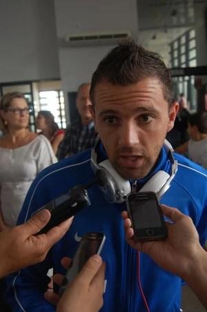 Montillo (Foto: Clayton Santos / Globoesporte.com)