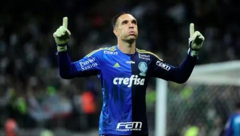 Resultado de imagem para Prass, do Palmeiras