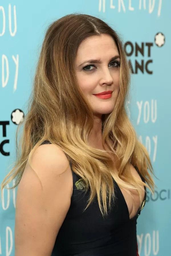 Drew Barrymore lança amanhã um livro sobre sua vida em Hollywood (Foto: Getty Images)