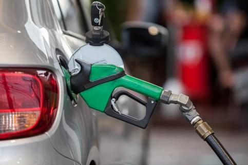 Gasolina em Natal está entre as mais altas do Brasil — Foto: Marcelo Brandt/G1