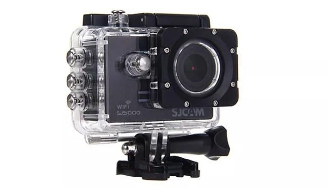Câmera de ação SJ5000 é uma boa escolha e mais barata (Foto: Divulgação/SJCAM)