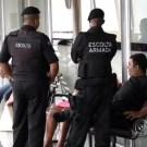 Vigilante de Escolta atira em veiculo que passava em via publica